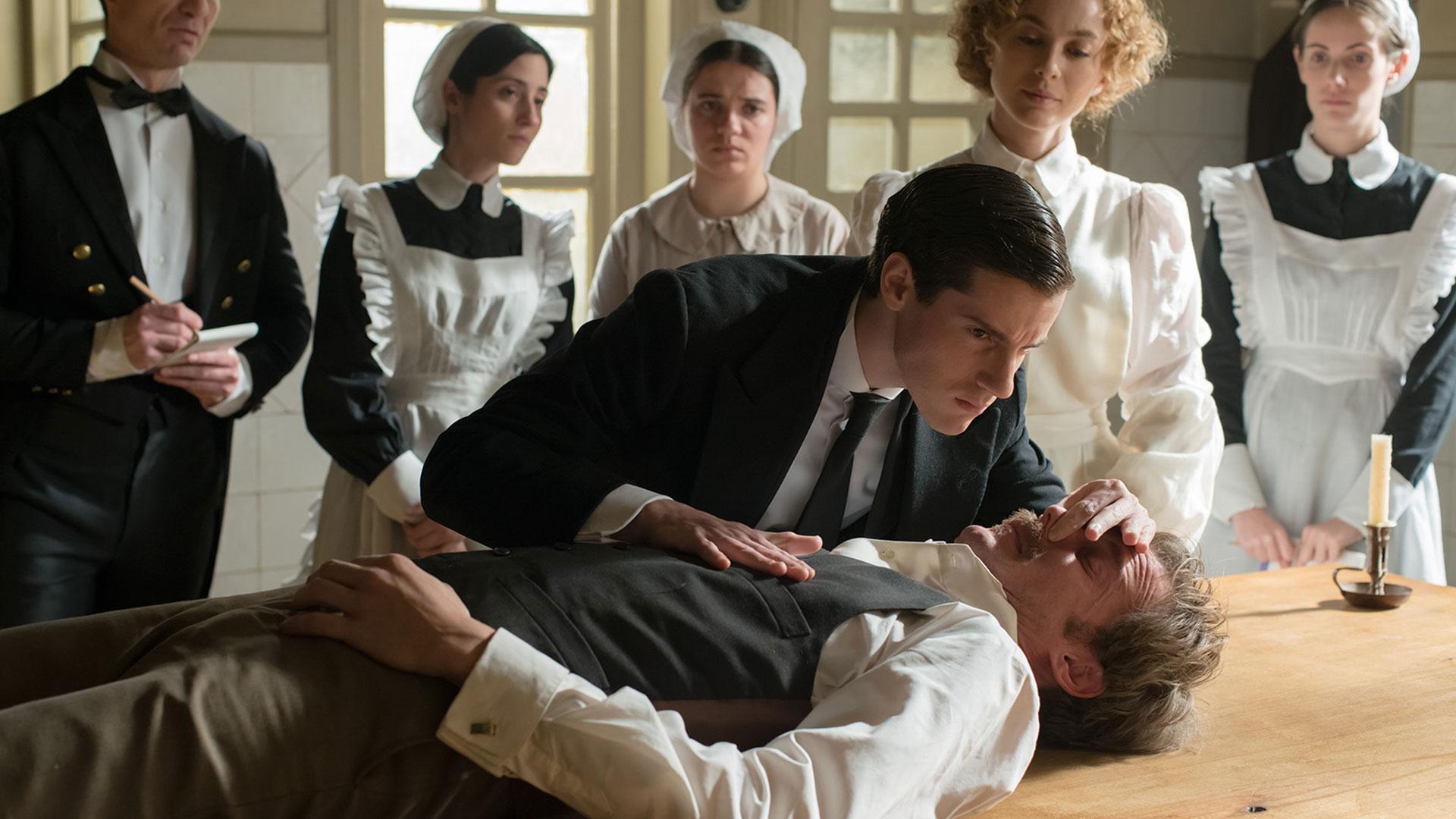 Grand Hotel Staffel  Episode